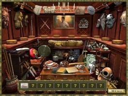 In deze versie zijn er ook levels waarin je op zoek moet naar verborgen objecten.
