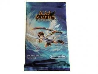 Kid Icarus Uprising AR Cards: Afbeelding met speelbare characters