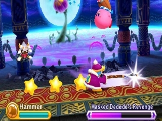 Kirby Battle Royale: Screenshot