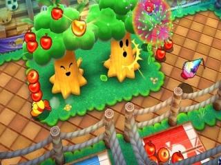 Ik wist niet dat Kirby als fruitplukker werkte...