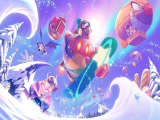 Ga met Kirby in de achtervolging om de slechteriken te verslaan!