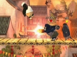 Kung Fu Panda Showdown of Legendary Legends: Screenshot