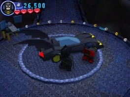 Wil je deze batmobile besturen? Dan vrees ik dat je voor de console versie moet gaan.