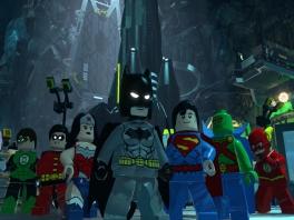 Niet alleen Batman is speelbaar, maar ook een hoop andere superhelden.