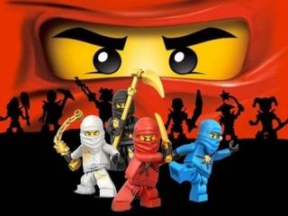 LEGO Ninjago Shadow of Ronin: Afbeelding met speelbare characters