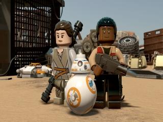 Er zijn meer dan 200 personages uit het Star Wars-universum te ontgrendelen.