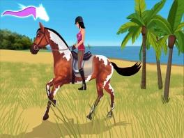 Wordt de nieuwe Ankie van Grunsven met dit paardrijd-spel.