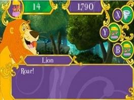 Mooi verwoord, leeuw!