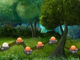 De kaart van de game ziet er geweldig en zeer gedetailleerd uit. En ja, dat is sarcastisch bedoeld!
