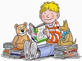 Biff, Chip & Kipper leren je spelenderwijs Engels met behulp van hun verhalen!