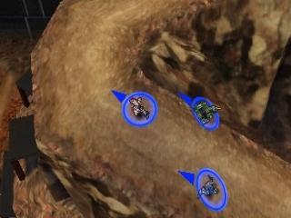 Vecht tegen opgebouwde robots van andere spelers in de multiplayer mode.