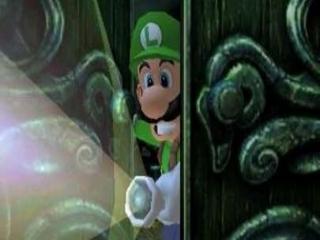 Speel als de bange broer van Mario, Luigi.