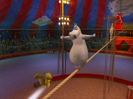 Twee weken na deze voorstelling is het circus gesloten wegens dierenmishandeling.
