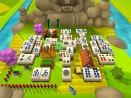 Hallo, 112? Ik kan mijn huis niet meer uit, er ligt een gigantische Mahjongsteen voor de deur!