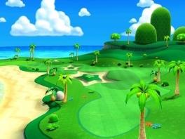 Speel een potje golf op prachtige banen, zoals de Kustbaan.
