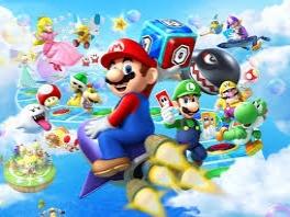 Het feest gaat weer beginnen met Mario en zijn vrienden!