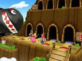 Er zitten 7 nieuwe spelborden in de game, zoals de Banzai Bill-Berg!