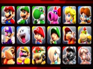 In Mario Sports Superstars speel je 5 verschillende sporten met een selectie aan Mario-personages!