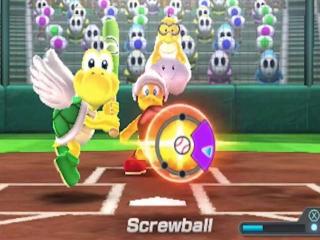Bij het pitchen met honkbal kun je uit verschillende worpen kiezen!