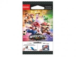 Mario Sports Superstars amiibo Cards: Afbeelding met speelbare characters