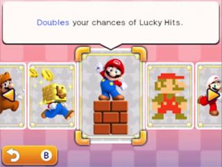 De game ondersteunt alle Super Mario-amiibo. Door ze te scannen kun je gevechtskaarten gebruiken.