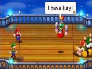 Kruip in de huid van Mario & Luigi en ga de strijd aan met Bowser en zijn onderdanen!