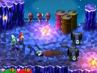Speel door verschillende levels en tegen vele bekende vijanden.