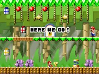 Mario vs Donkey Kong plaatjes