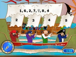 Met hun telvaardigheden wisten deze piraten menig kapitein de stuipen op het lijf te jagen!