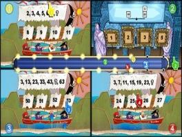 Speel het arrr piraatje spel met tot wel arrr vier personen!