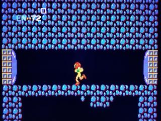 De gebieden in dit spel zijn gevarieerd, alleen deze gang is wat saai.