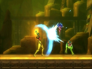 Metroid Samus Returns: Screenshot