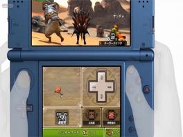 Met de New Nintendo 3DS kun je de nieuwe C-Stick gebruiken om de camera in <a href = https://www.mario3ds.nl/Nintendo-3DS-spel.php?t=Monster_Hunter_4_Ultimate target = _blank>MH4U</a> te bedienen!