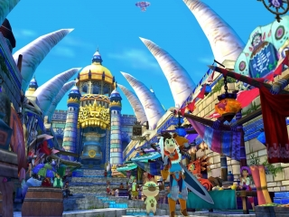 Monster Hunter Stories plaatjes