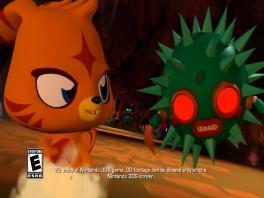 Speel als de knuffelige maar gevaarlijke Katsuma!