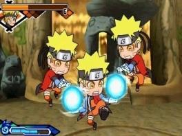 In deze game zie je bekende moves uit de serie zoals de dubbele rasengan.
