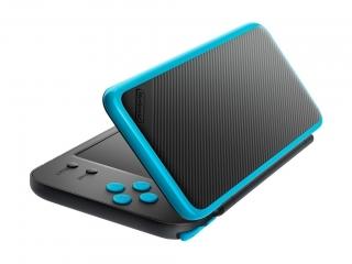 Met het nieuwe design lijkt hij meer op de 3DS.