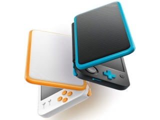 New Nintendo 2DS XL plaatjes