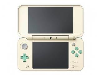 Een speciale <a href = https://www.mario3ds.nl/Nintendo-3DS-spel.php?t=Animal_Crossing_New_Leaf target = _blank>Animal Crossing</a>-uitvoering van de <a href = https://www.mario3ds.nl/Nintendo-3DS-spel.php?t=New_Nintendo_2DS_XL target = _blank>New Nintendo 2DS XL</a>.
