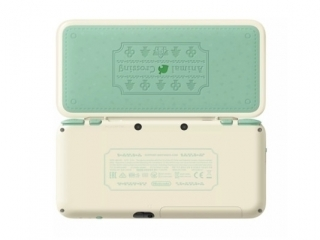 afbeeldingen voor New Nintendo 2DS XL Animal Crossing Edition
