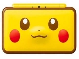 Het neusje van Pikachu is op deze <a href = https://www.mario3ds.nl/Nintendo-3DS-spel.php?t=Nintendo_2DS target = _blank>2DS</a> een beetje bol!