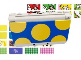 De achterkant van de <a href = https://www.mario3ds.nl/Nintendo-3DS-spel.php?t=New_Nintendo_3DS target = _blank>New Nintendo 3DS</a> kun je eraf halen en vervangen door een andere!