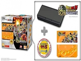New Nintendo 3DS Dragon Ball Z Limited Edition: Screenshot