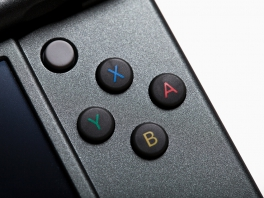 De extra stick dient als ingebouwde <a href = https://www.mario3ds.nl/Nintendo-3DS-spel.php?t=Nintendo_3DS_Circle_Pad_Pro target = _blank>Circle Pad Pro</a>!