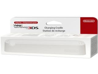 New Nintendo 3DS XL Oplaadstation: Afbeelding met speelbare characters
