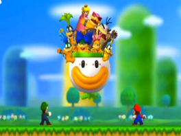 Kun jij alle Koopalings verslaan? Ze zijn met veel en ieder bewaakt een kasteel per wereld.