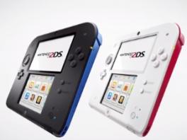 In Europa zijn er nu twee verschillende edities van de Nintendo 2DS beschikbaar.