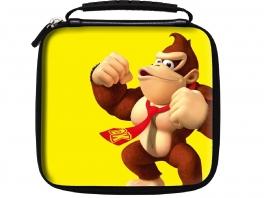 Ook verkrijgbaar met leuke Nintendo-karaktertjes, zoals <a href = https://www.mario3ds.nl/Nintendo-3DS-spel.php?t=Donkey_Kong_Country_Returns_3D target = _blank>Donkey Kong</a>, erop.