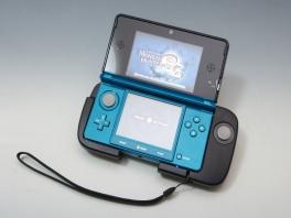 De Nintendo 3DS Circle pad Pro is erg handig voor spellen als <a href = https://www.mario3ds.nl/nintendo_3ds_zoeken.php?search=monster%20hunter>Monster Hunter</a> omdat je hier goeie controle over je camera voor nodig hebt.