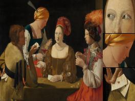 De guide is niet alleen kunst bekijken; het legt ook uit waarom deze vrouwen achterdochtig zijn.